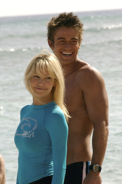 flirting with forty heather locklear pics images leaked instagram