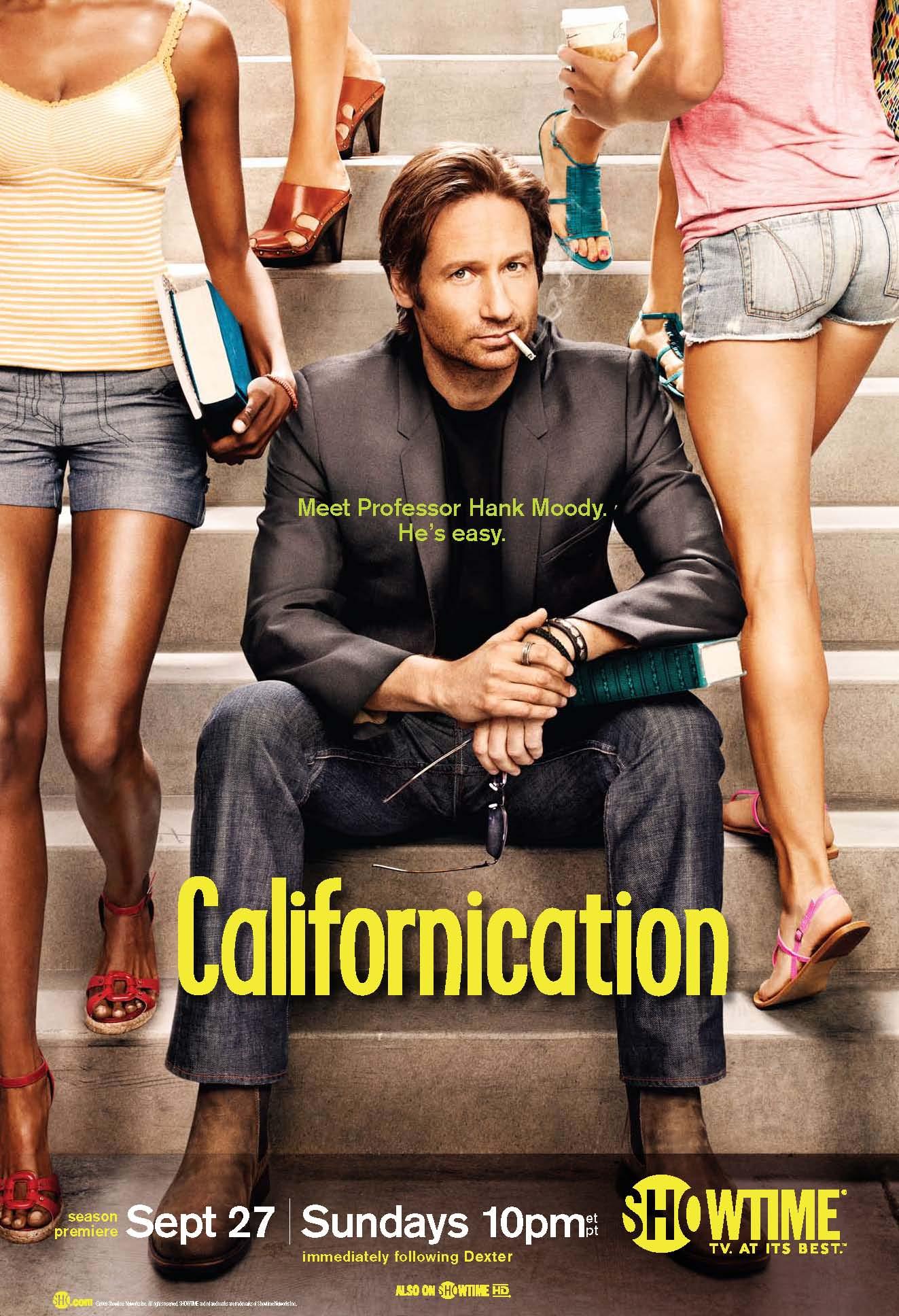 Embeth Davidtz Californication californication   my take on tv