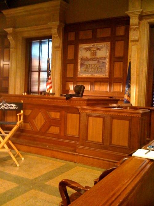 Law & Order Set